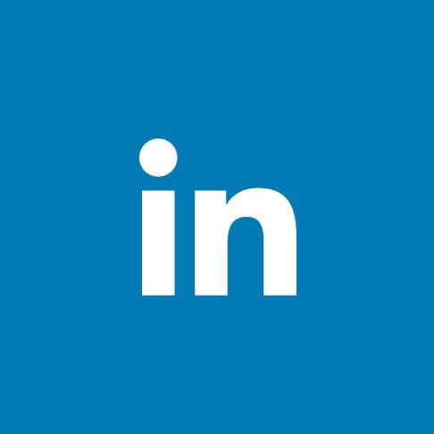 LinkedIn Logo ⋆ QT Optometry